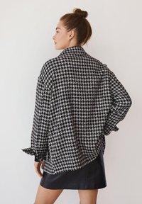 Mango - Summer jacket - zwart - 2