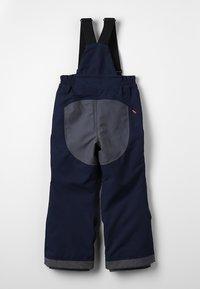 Vaude - KIDS SNOW CUP PANTS - Snow pants - eclipse - 1