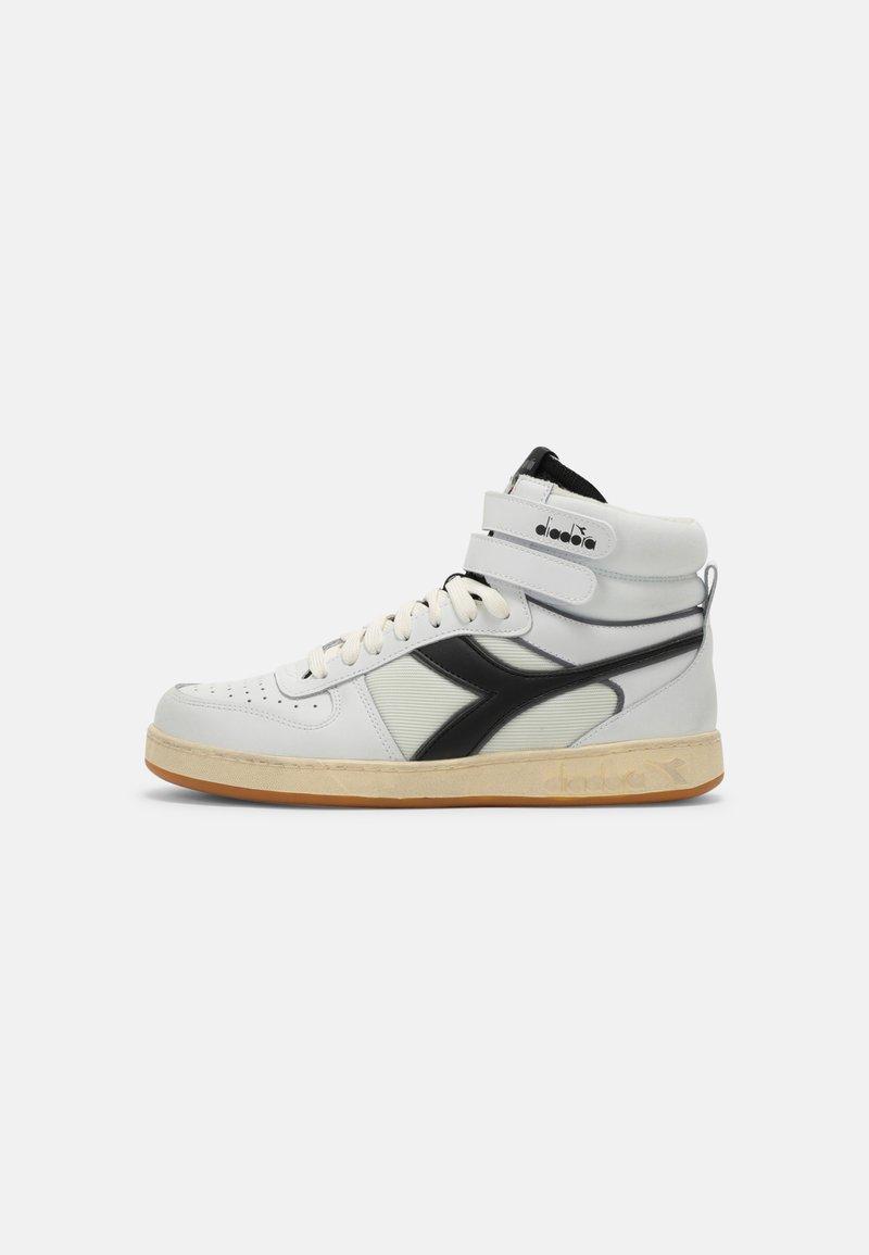 Diadora - MAGIC MID ICONA UNISEX - Sneaker high - white/black