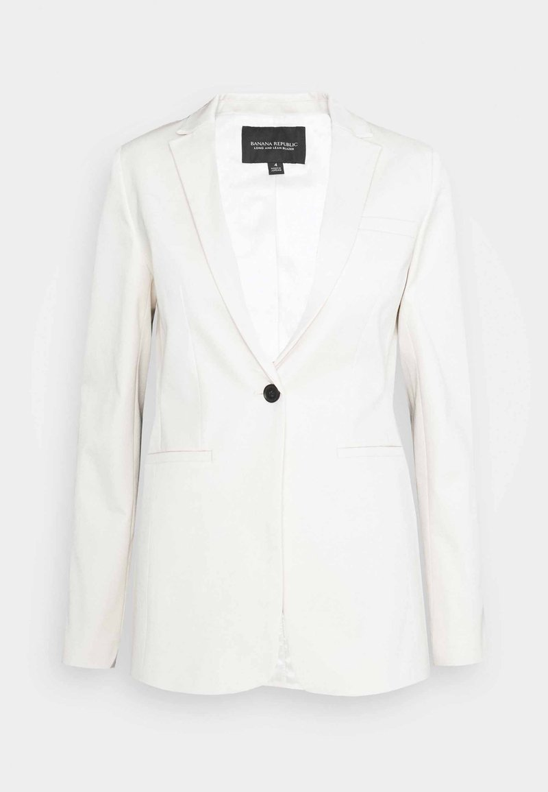 Banana Republic - Blazer - transition cream