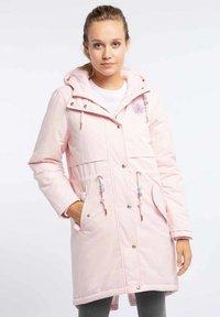 myMo - Winter coat - light pink - 0