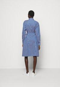 Steffen Schraut - STELLA SUMMER DRESS - Shirt dress - ocean stripe - 2