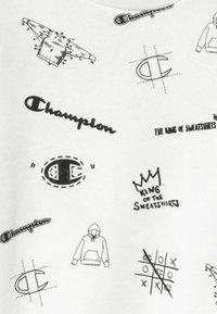 Champion - LEGACY AMERICAN CLASSICS CREWNECK  - Mikina - white - 3