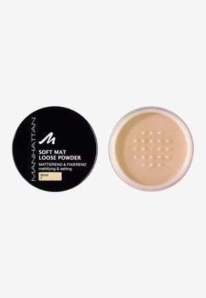 SOFT MAT LOOSE POWDER - Powder - 2 beige