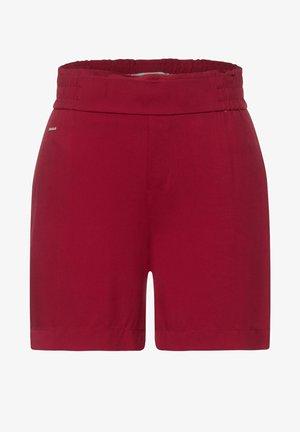LOOSE FIT SHORTS - Shorts - rot