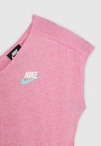 Nike Sportswear - ROMPER - Overal - magic flamingo/white - 2