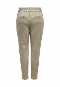 ONLY - LOOSE FIT - Tracksuit bottoms - walnut - 5