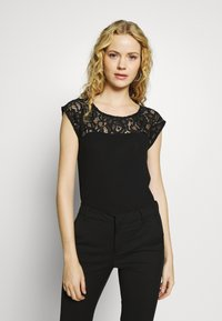 Anna Field - T-shirt - bas - black - 0