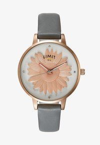 Limit - SECRET GARDEN LADIES WATCH FLOWER - Horloge - grey - 1