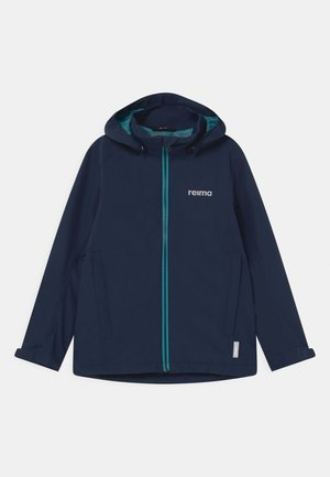 VESANTO UNISEX - Waterproof jacket - navy