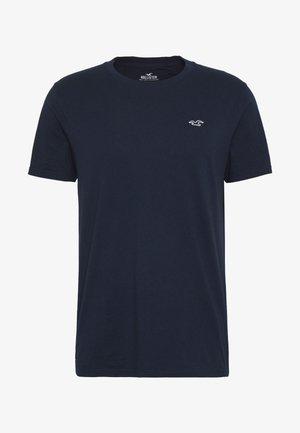 CREW SOLIDS - T-shirt basic - navy