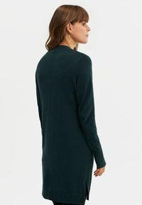WE Fashion - Cardigan - dark green - 2