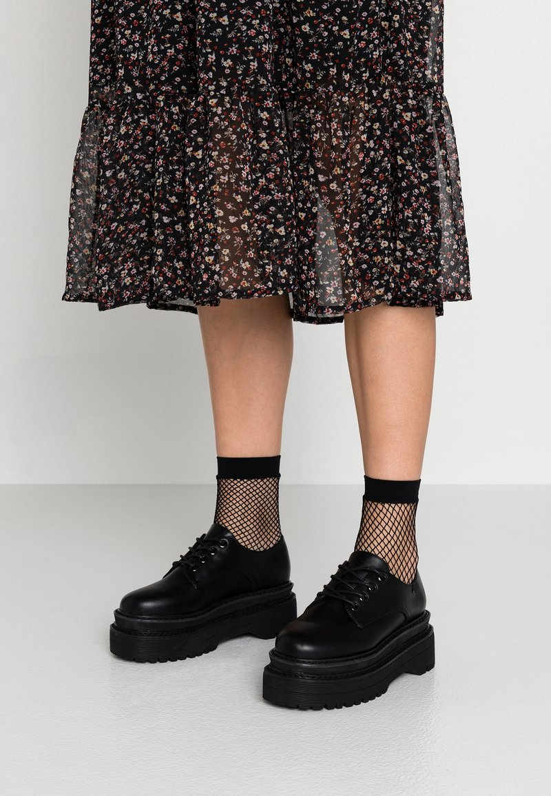 Coolway - ENIA - Lace-ups - black