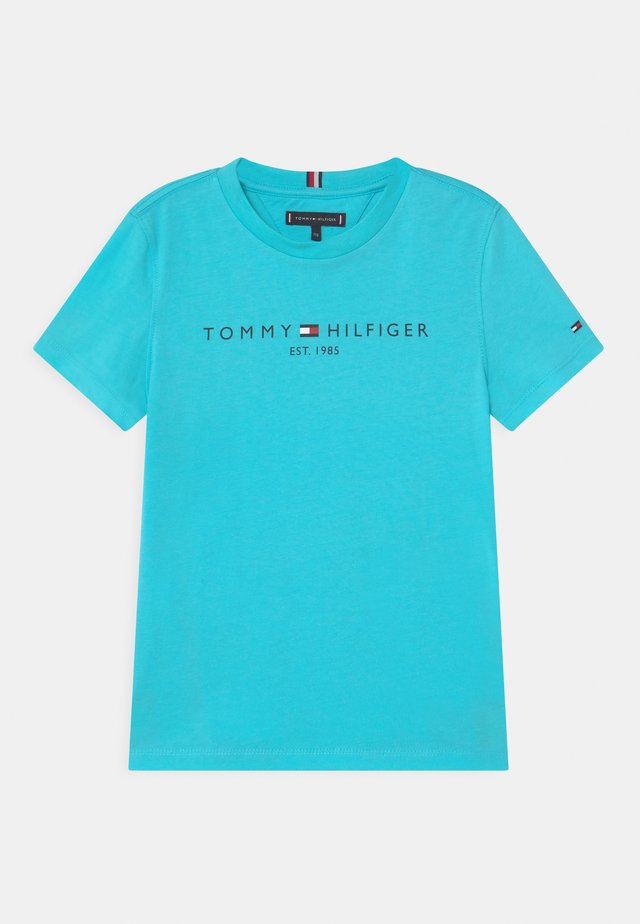 ESSENTIAL LOGO UNISEX - T-Shirt print - bluefish