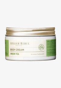 Atelier Rebul - GREEN TEA BODY CREAM 250ML - Moisturiser - - - 0
