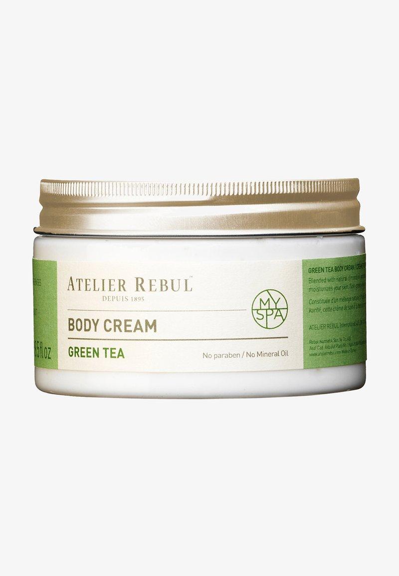 Atelier Rebul - GREEN TEA BODY CREAM 250ML - Moisturiser - -