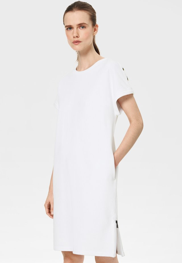 ANICA - Korte jurk - white