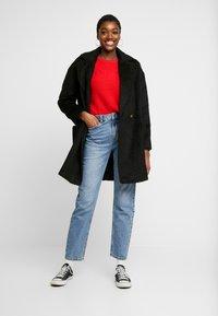 ONLY - ONLEMILY ANKLE - Jeans straight leg - medium blue denim - 1