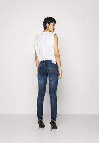 Herrlicher - PITCH - Slim fit jeans - blue desire - 2