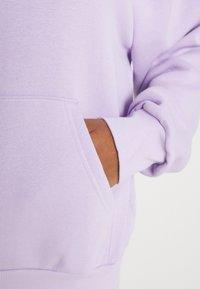 Monki - Bluza z kapturem - purple - 5