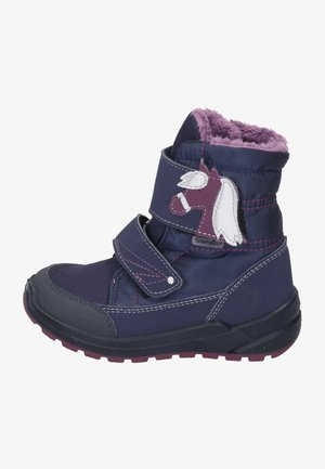 Winter boots - marine/nautic