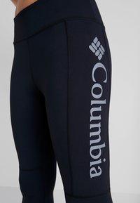 Columbia - WINDGATES LEGGING - Medias - black - 3