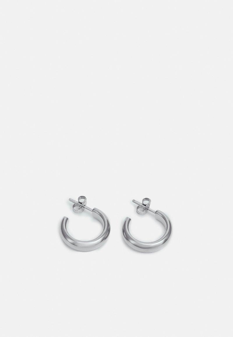 Dyrberg/Kern - ELLEN EARRING - Boucles d'oreilles - silver-coloured