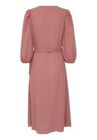 ICHI - IXADRIANA - Day dress - dusty cedar - 6