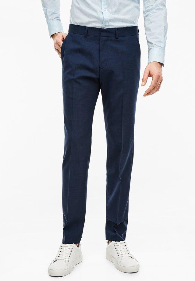 Pantalon de costume - dark blue