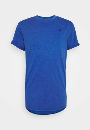LASH - Basic T-shirt - blue