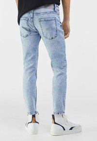 Bershka - Jeans Skinny Fit - light blue - 2