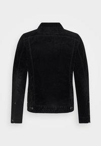 G-Star - SCUTAR SLIMJKT - Summer jacket - black iced flock - 8