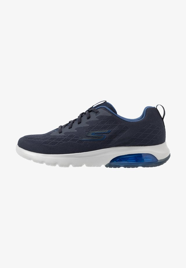 GO WALK AIR - Neutral running shoes - navy blue