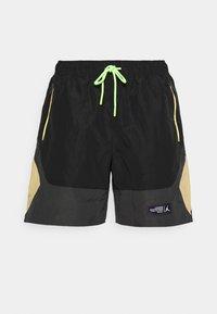 Jordan - Shorts - black/smoke grey/citron pulse/electric green - 4