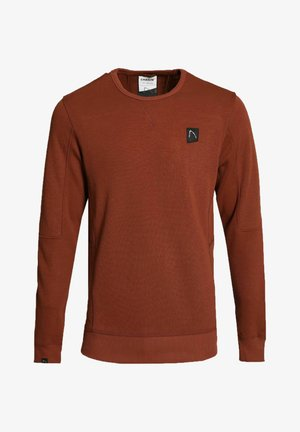 RYDER - Sweatshirt - brown
