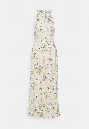 VIMESA BRAIDED DRESS - Vestido largo - sandshell