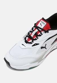 Puma - RS-FAST MIX  - Sneakers laag - white/black/blue spruce - 6