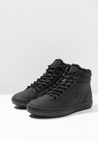 Lacoste - High-top trainers - black - 4