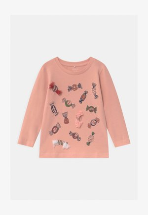 NMFROCANDY - Langærmede T-shirts - mellow rose