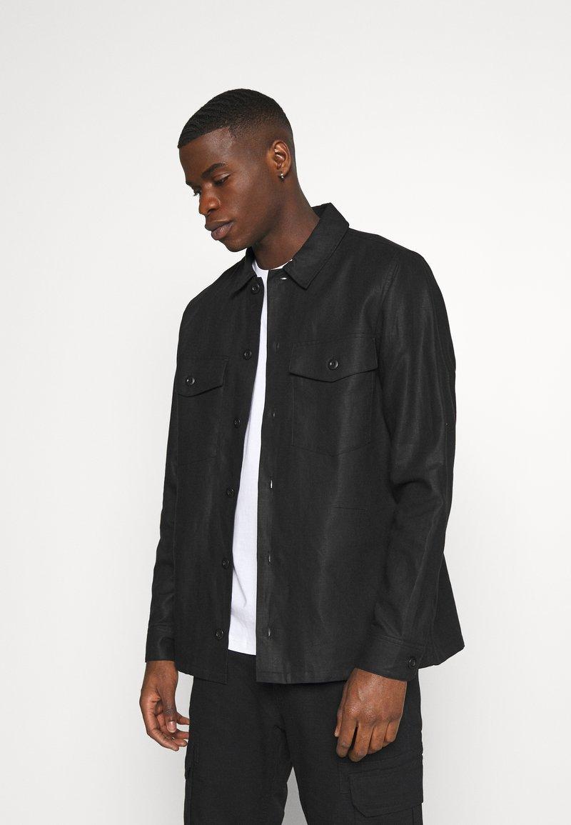 Samsøe Samsøe - LUCCAS - Shirt - black