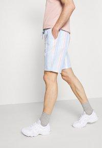Tommy Jeans - STRIPE - Shorts - light powdery blue - 3