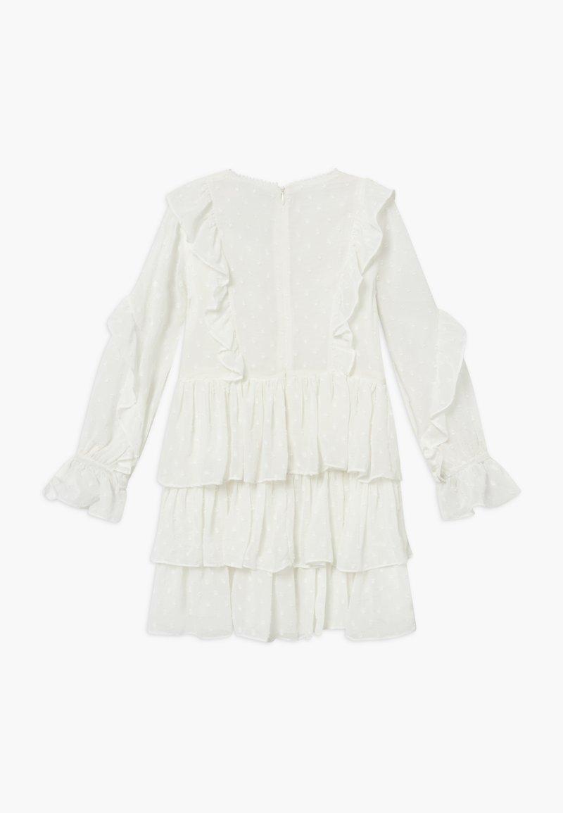 Bardot Junior - TAYLOR TIER - Cocktail dress / Party dress - ivory