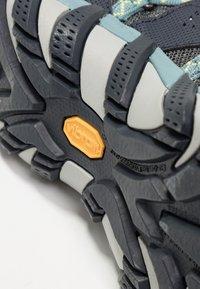 Merrell - WATERPRO MAIPO 2 - Hiking shoes - navy smoke - 5