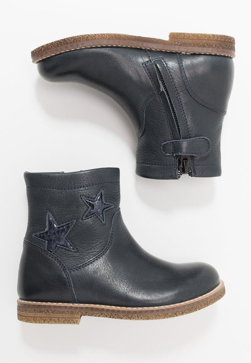 Froddo - CLOE NARROW FIT - Kotníkové boty - dark blue