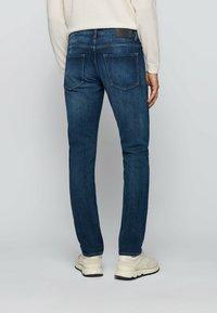 BOSS - DELAWARE - Slim fit jeans - blue - 2