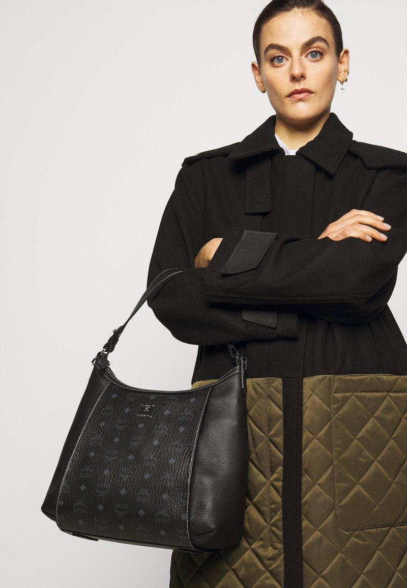 MCM - LUISA - Handbag - black