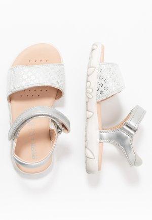 HAITI GIRL - Sandalen - white