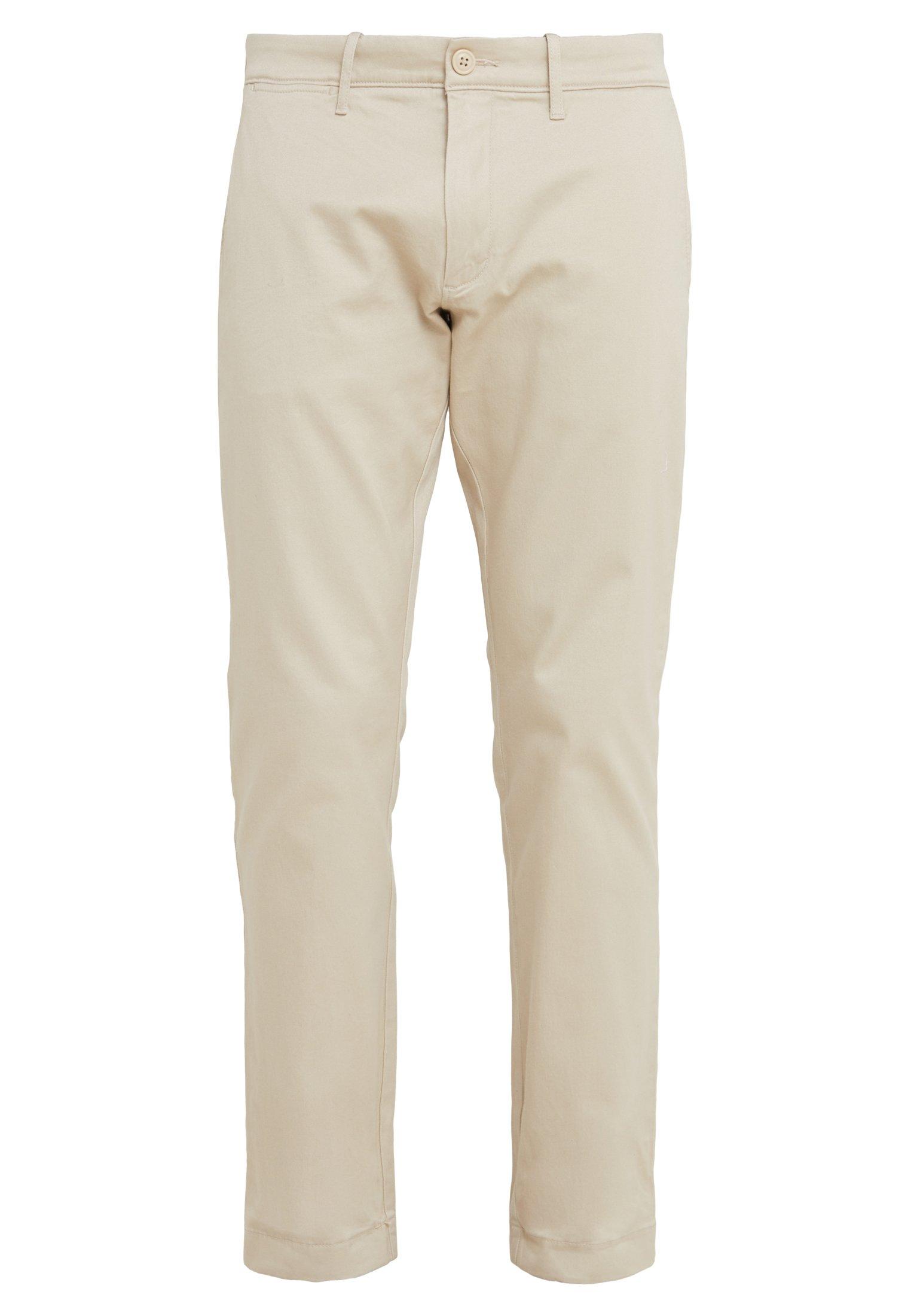 J.CREW MENS PANTS - Chino - beige
