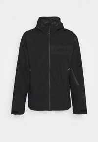 LUCA WINDRUNNER - Summer jacket - black