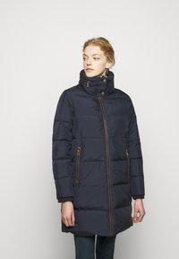 Lauren Ralph Lauren - IRIDESCENT  - Down coat - dark navy - 0